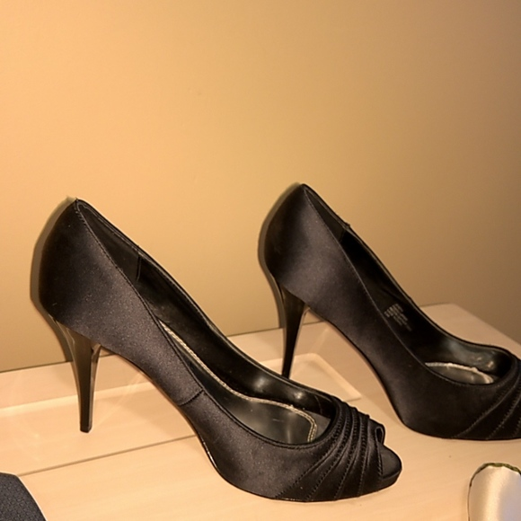 1dc1ba6120 White House Black Market Shoes | Open Toe Heels | Poshmark